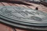 Ireland Sign from Last Titanic Port