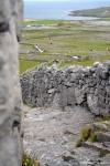 Dún Aenghus Aran Islands Stone path Ireland