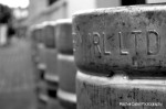 Ireland Beer Keg