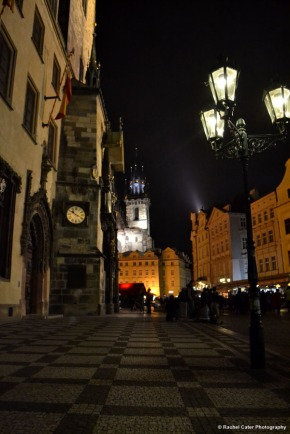 astronomical clock prague Rachel Cater Photography