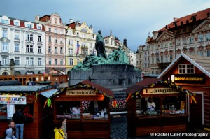 Easter Festival Prague Square Rachel Cater Photography