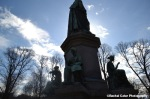 Stockholm Linnemonument Linnaeus Rachel Cater Photography