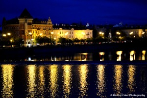 View from Charles Bridge Rachel Cater Photography