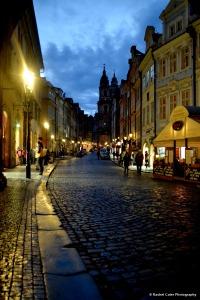 Walking around Prague Rachel Cater Photography
