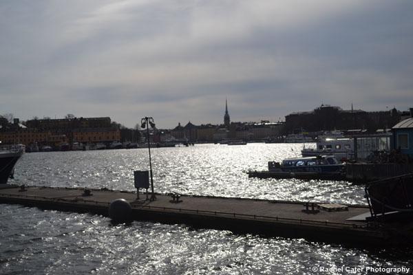 Dock in Stockholm Rachel Cater Photography