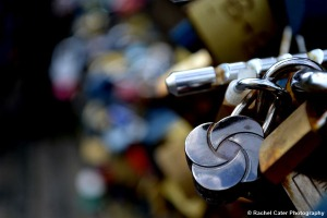 Locks in Prague Rachel Cater Photography