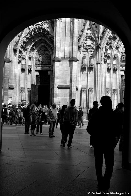 Prague Castle Rachel Cater Photography