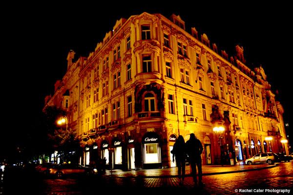 Romantic Walk Prague Rachel Cater Photography