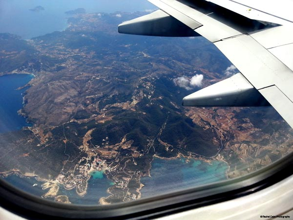 Flying over Spain Rachel Cater Photography