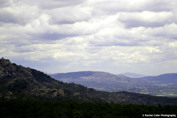 Mountains in Madrid Rachel Cater Photography