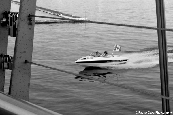 Boating in Toronto Rachel Cater Photography