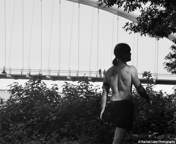 Mysterious Man Rachel Cater Photography