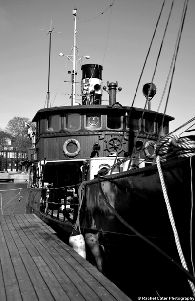 Boat in Stockholm_Rachel Cater Photography