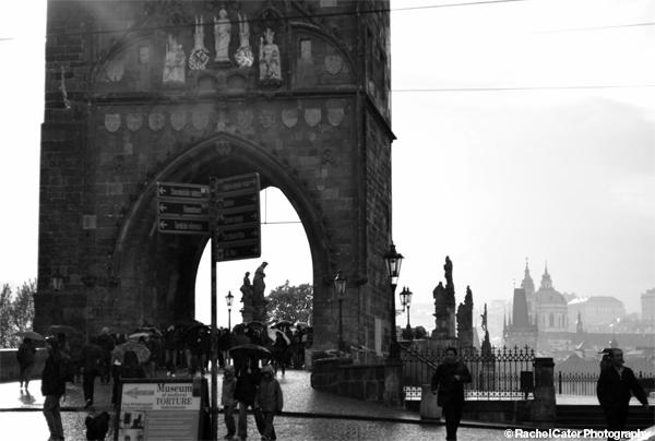 Charles Bridge Rachel Cater Photography