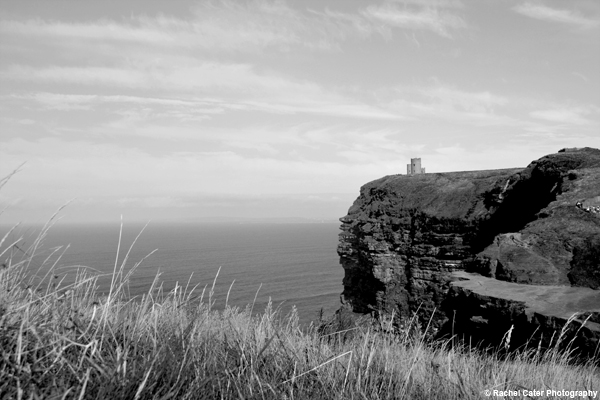 O'Brien's Tower Cliffs of Moher Rachel Cater Photography