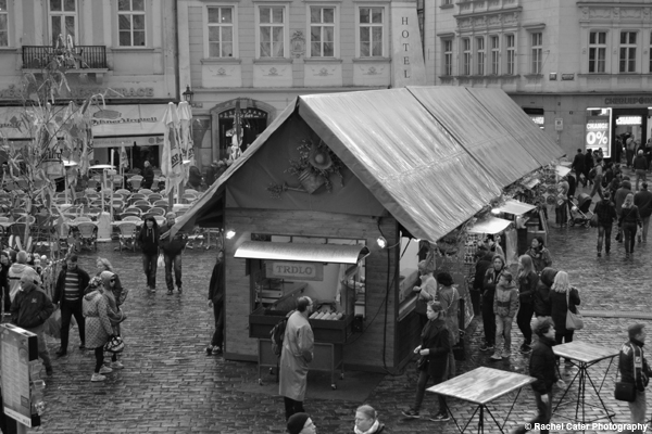 Old Town Square Prague Rachel Cater Photography