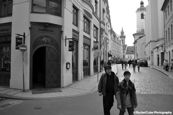 Prague Streets Rachel Cater Photography