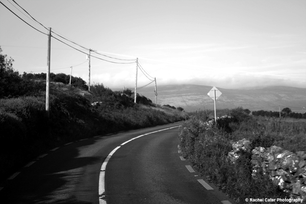road ahead ireland Rachel Cater Photography