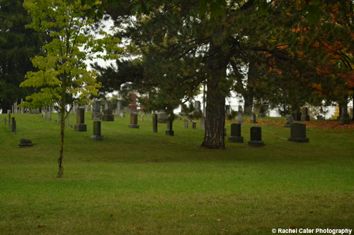 Cemetery Rachel Cater Photography