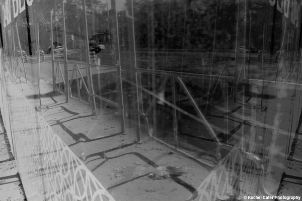 Construction Reflections Rachel Cater Photography