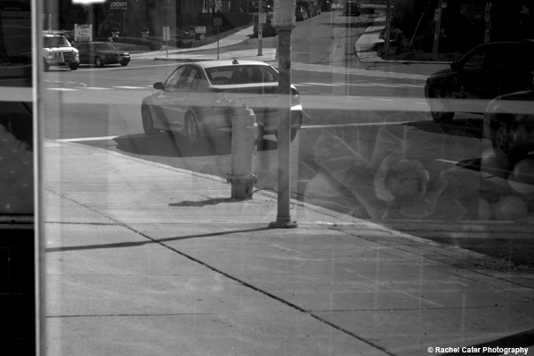 Storefront Window Reflections Rachel Cater Photography