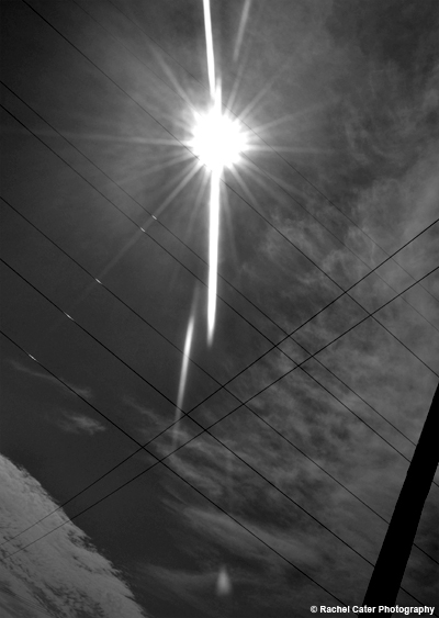 Wires in the Sky Rachel Cater Photography