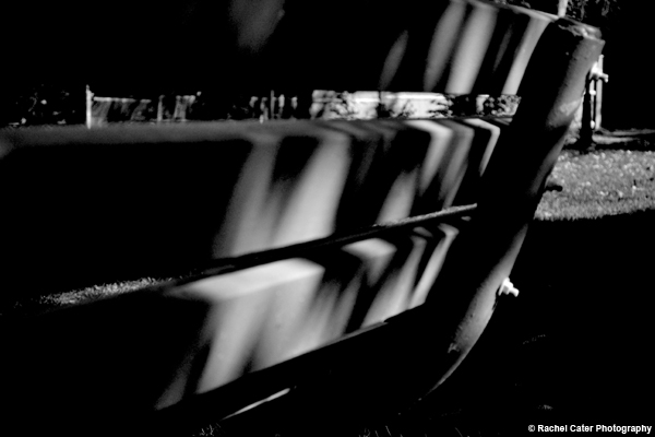 Benched Shadows Rachel Cater Photography