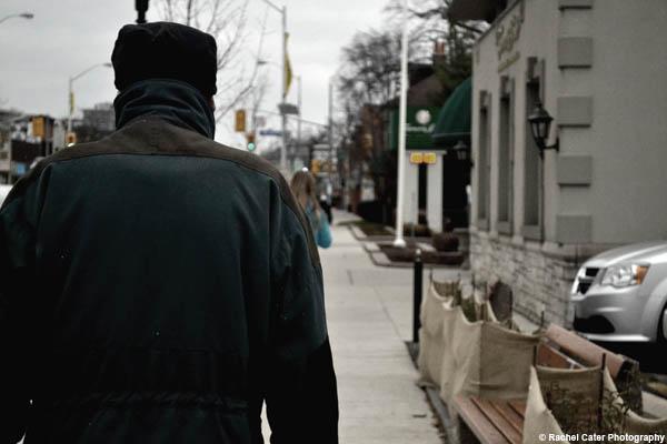 Man Walking Rachel Cater Photography copy
