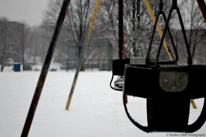 snowy swings rachel cater photography