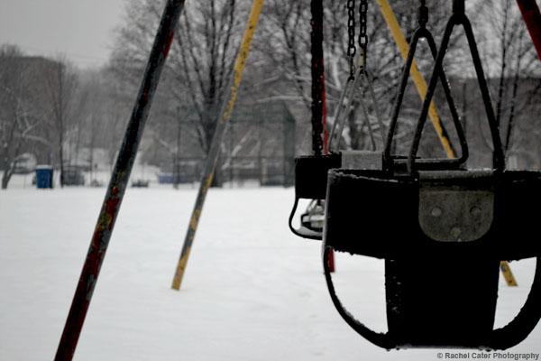 snowy swings rachel cater photography