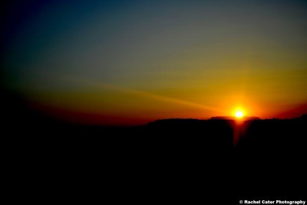 Sunset Rachel Cater Photography