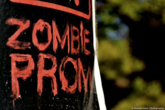 zombie prom  Rachel Cater Photography