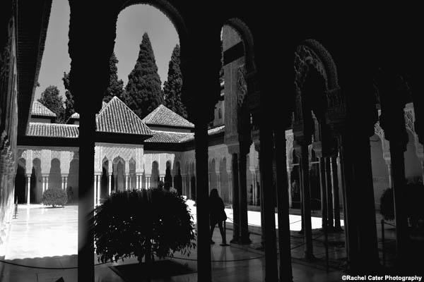 alhambra in spain Rachel Cater Photography