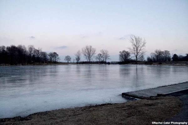 frigid pond rachel cater photography