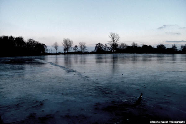 icy pond rachel cater photography_