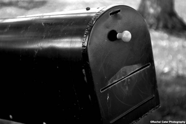 mailbox rachel cater photography