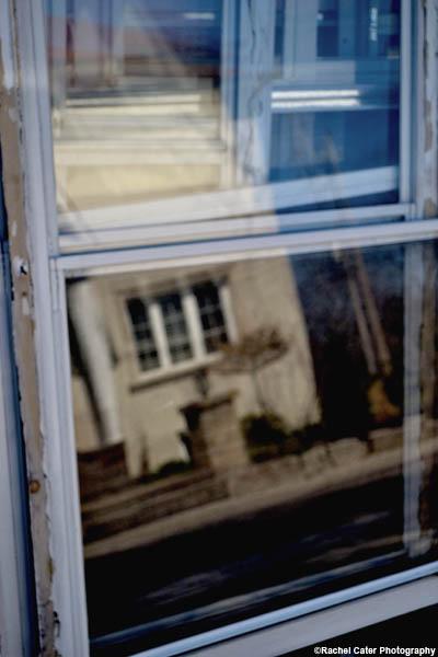 sidewalk reflections rachel cater photography