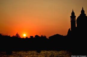 venetian sunset rachel cater photography