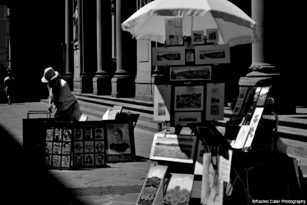 art in florence rachel cater photography