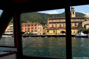boat ride on lake garda rachel cater photography