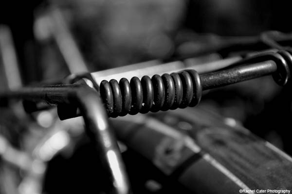 monochrome bike rachel cater photography