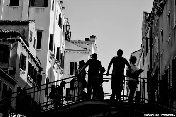 venice canal bridge rachel cater photography