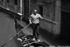 venice gondola ride rachel cater photography