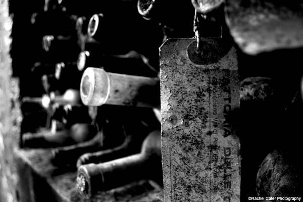 wine bottles italy rachel cater photography