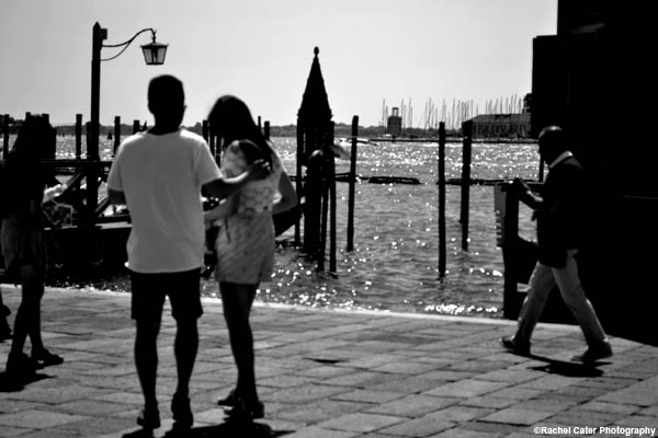 Couple in Venice Rachel Cater Photography