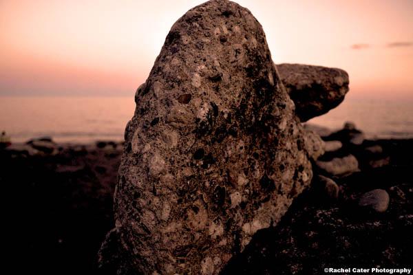 rock-at-sunset-rachel-cater-photography